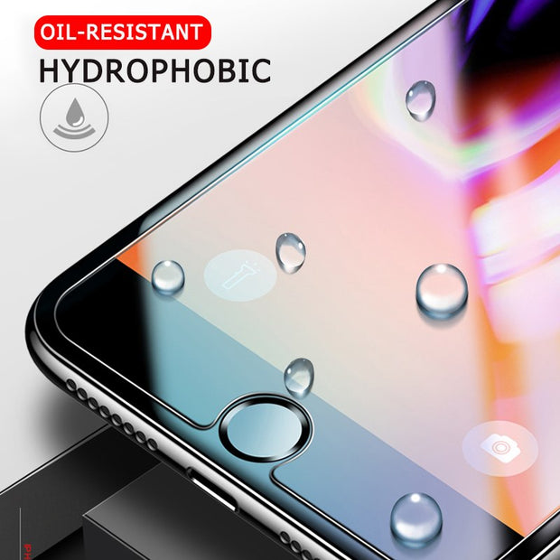 Phone Accessories Protectors Tempered Glass Screen Protector For LG K3 K4 K8 K10 2017 K8 K10 2018 K3 K4 K5 K7 K8 K10 LV3 LV5 V10