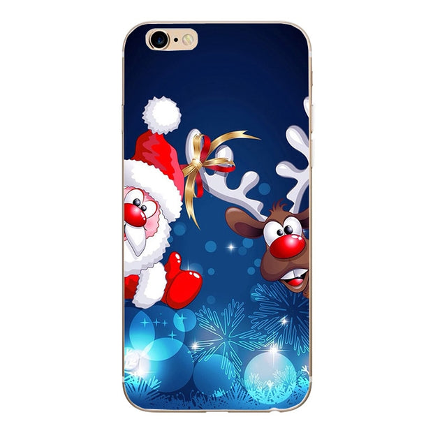 Phone Case Capa For Iphone X 7 7 Plus Case Cover Soft Silicone Ultra Thin Phone Bags Shell For Iphone 5 5s 5se 6 6s Back Housing