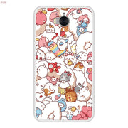 Phone Case For Huawei Y5 2017 Soft Silicone TPU Cool Patterned Painted For Huawei Y5 2017 Case Cover