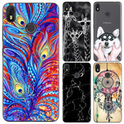 Phone Case For Infinix Hot S3 X573 5.65 Inch Cute Cartoon High Quality Painted TPU Soft Case Silicone Cover