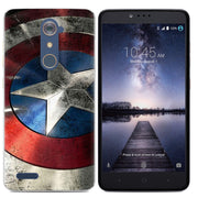 Phone Case For ZTE Blade ZMAX Pro Z981 Z MAX 6 Inch Fashion Design High Quality Art Painted Back Cover TPU Soft Silicone