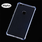 Phone Case For Clear Anti Knock Drop Proof Protective Soft TPU For BBK Vivo X6 Plus Mobile Phone Housing With Spot