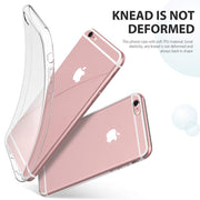 Phone Cases For IPhone 5 6 6s 7 8 X XS Max XR Case Soft Transparent Silicone Clear Case Back Cover For IPhone 6 6s 7 8 Plus 4s 4