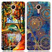 Phone Case For Wiko Tommy 2 Plus 5-inch Tommy2 Cute Cartoon High Quality Painted TPU Soft Silicone Skin Back Cover Shell