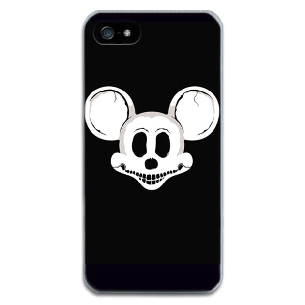 Popular Cover For Iphone 4 4S 5 5S SE 6 6S 7 7 Plus Cases Soft Skeleton Luxury Phone Bags Cases For Apple Iphone 8 8 Plus Case