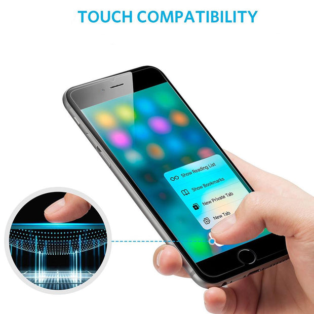 Premium High Clear Tempered Glass Film Screen Protector Clean Cloth For Huawei 8E Honor 8X 7X 7A 7C 6A Nova 3E 3i Mate 9 10 Lite