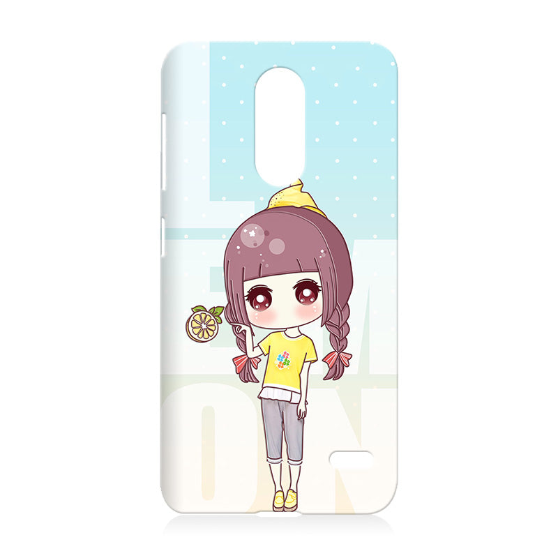 Pretty Girl TPU Phone Case For ZTE Blade Small Fresh 2 B880 V8 Cute Cartoon  Fruit Silicone Cover For ZTE BA520 BA610 BA602 BA603