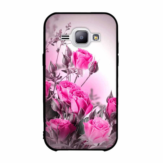 Printing Case For Samsung Galaxy J1 2015 Case Silicone Cover For Samsung J1 Case TPU Soft Cover For Samsung Galaxy J1 2015 Cover
