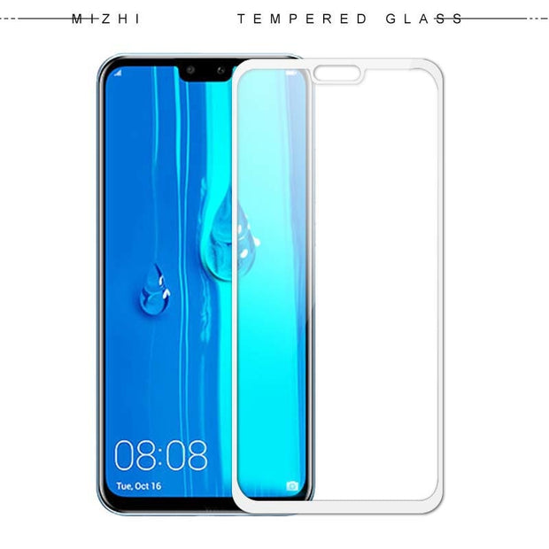 Protective Glass For Huawei Y9 2019 Tempered Glas On Huawei Y7 Y6 Y3 Y5 Prime 2018 Protection Case Y 3 5 6 7 9 9y 7y 6y 5y Film