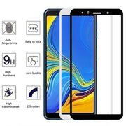 Protective Glass For Samsung A6 2018 Case Screen Protector Film For Samsung Galaxy A6 Plus 2018 A7 A8 2018 A6Plus A750 A 6 Cover