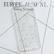 Qianliyao For Iphone 6 7 8 Case Bling Glitter Case For Iphone 5 5S SE 6 6S 7 8 PLus X XS Max XR Case Silicon Soft TPU Back Cover