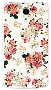 Rose Peony Vintage Aztec Tribal Totem PC Hard Painted Case For Samsung Galaxy Mega 6.3 I9200 9200 Phone Cases Cover Shell Capa