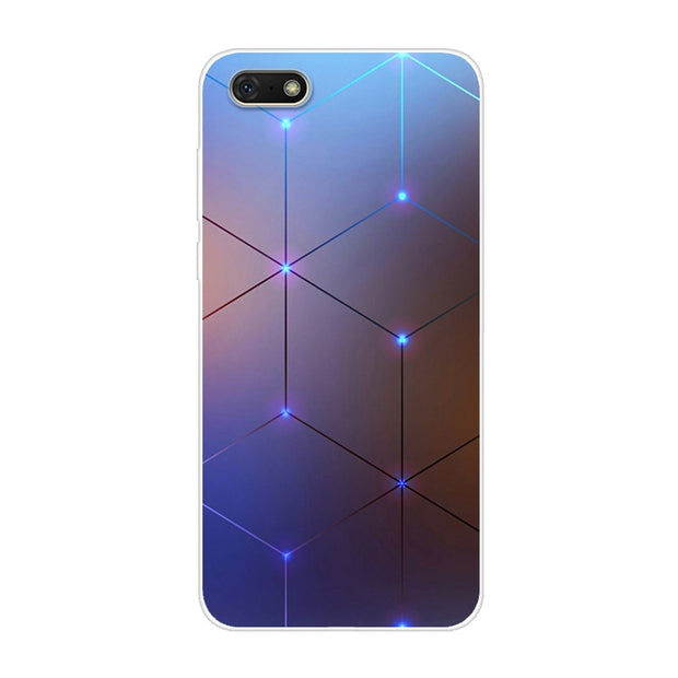Russia Honor 7A Case For Huawei Honor 7A 5.45 Case Silicone Soft TPU Back Cover For Huawei Honor 7A DUA-L22 Case Fashion Cool