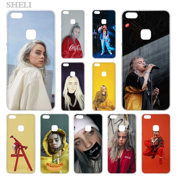 coque huawei p20 lite billie eilish
