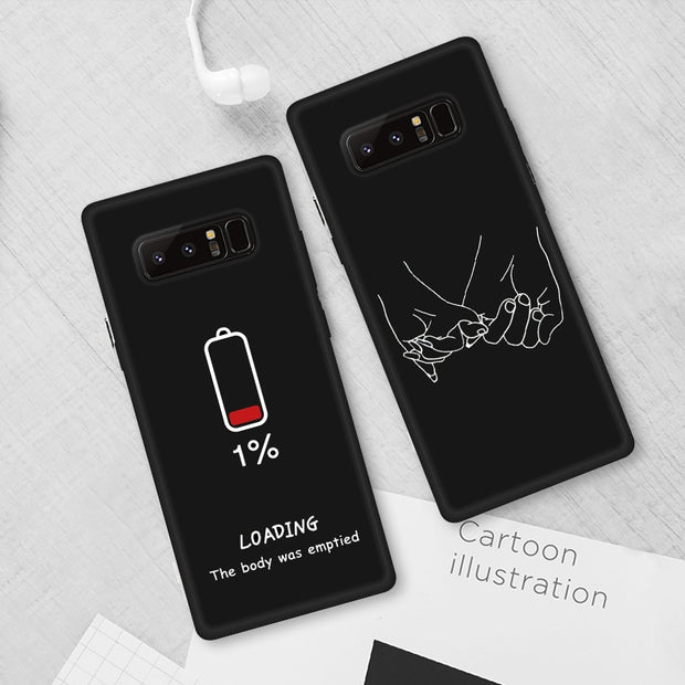 Satrs Space Pattern TPU Case For Samsung Galaxy A8 Plus 2018 S8 S9 Silicone Slim Cover For Samsung A5 2017 Note 8 Capa