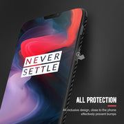 Shockproof Carbon Fiber TPU Phone Case For Oneplus 6 5 5T Silicone Protective Coque For OnePlus 6 5T 1+6 1+5T Back Cover Fundas