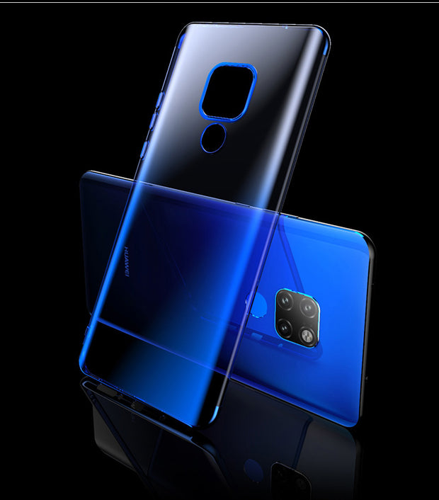 Silicone Soft TPU Case For Huawei Mate20 Lite 20X RS P20 P30 Lite Pro P10 Plus On Honor 8A 7A 7C Pro Play Nova 3i 8X Back Cover