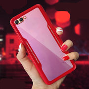 Simulated Glass Acrylic Case For Huawei Honor 10 Honor 8 Honor 9 Silicone Case For Huawei Honor V10 View 10 Phone Fundas Coque