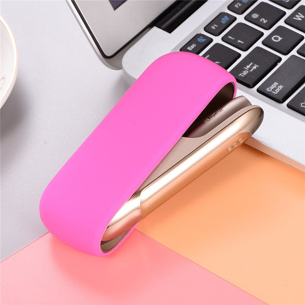 Soft Candy Silicone Cover Case For Iqos 3 0 Cigarette