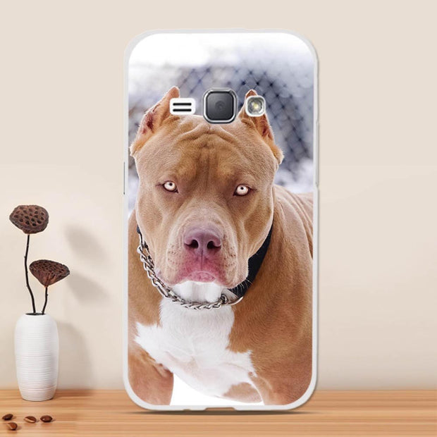 Soft Case For Samsung Galaxy J1 2016 Case Cover Silicone 3D