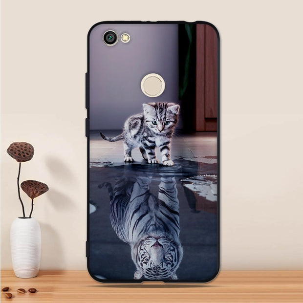 Soft Case For Xiaomi Redmi Note 5A Prime Case Cover For Xiaomi Redmi Note 5A Case Silicone Cover For Redmi Note 5 A Prime Cover