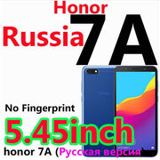 For honor 7a russia