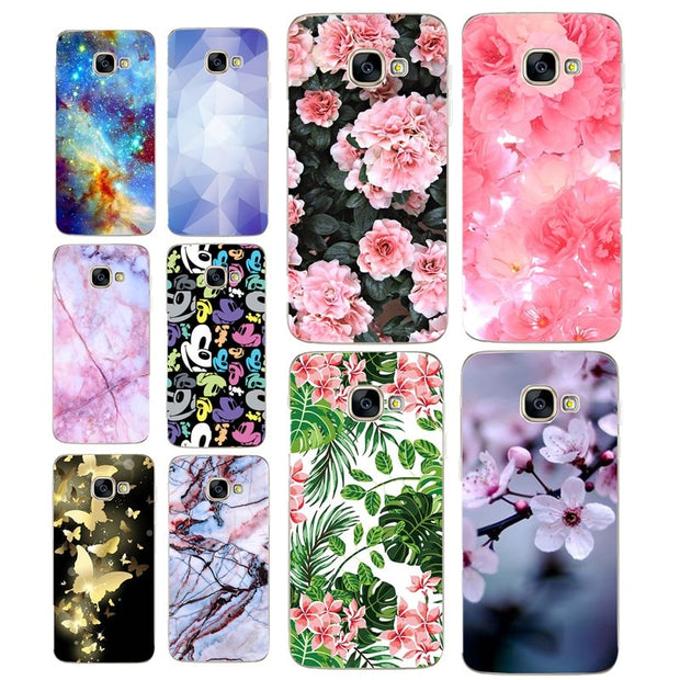 Soft TPU Case Cover For Samsung Galaxy J5 2017 Case J330 J530 J730 For Samsung J2 Prime A8plus 2018 A5 J3 J7 2017 J2 Prime Cover