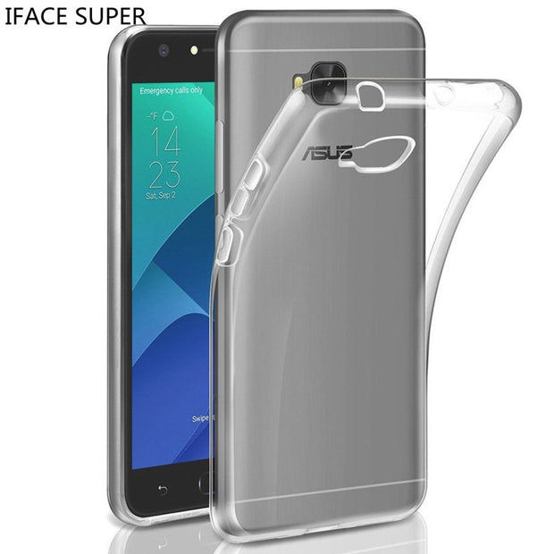 finest selection 5cc92 6a67e Soft TPU Case For Asus Zenfone 4 Selfie ZD553KL 5.5Case Cover Silicone Back  Cover Phone Case ASUS X00LD Zenfone 4 Selfie ZD553KL