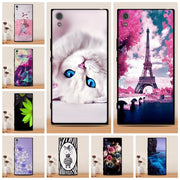 Soft TPU Case For Sony Xperia XA Case Cover For Sony Xperia XA X A Case Silicone Cover Fundas For Sony Xperia XA Cover Coque Bag
