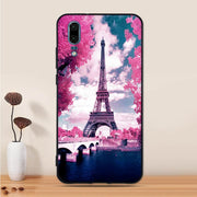 Soft TPU Coque For Huawei P20 Case Cover Silicone For Huawei P20 Case Coque 3d Paint Funda Capa For Huawei P20 Cover Case Shell