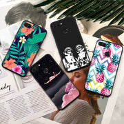 Soft TPU Phone Case For Huawei P20 Lite Enjoy 8 Plus Y9 2018 Mate 10 Pro P8 Lite 2017 Back Cover For Honor 9 8 Lite Fundas Capa