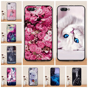 Soft TPU Silicon Case For Huawei Honor View 10 Case Cover For Huawei Honor V10 Cover Phone Coque For Honor V10 Protective Bumper