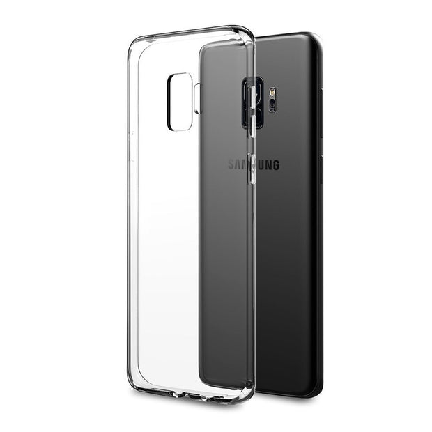 Soft TPU Silicone Case For Samsung S9 Plus Cover For Samsung Galaxy S9 Case Ultra Slim Transparent Clear