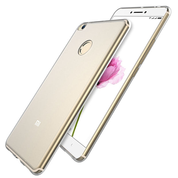 Soft TPU Transparent Case For Xiaomi Mi Mix 3 4 4C 4S 5 5S Plus Note 6 Pro Note 2 3 Max 2 Clear Silicon Back Cover Phone Shell