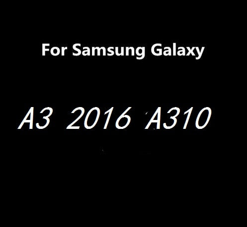 For a3 2016 a310