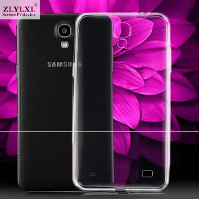 Soft Transparent Tpu Silicone Phone Bag Back Cover Case For Samsung Galaxy Mega 2 G7508q Case Cover