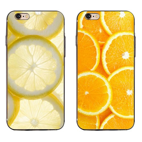 Stylish Fresh Fruit Case Cover For IPhone 6 6S