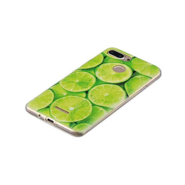Summer Green Leaves Cover Cases For Redmi 4A 5 5A 6 6A TPU Phone Case For Xiaomi 6 5X Funda For Redmi Note 4 4X 5 5A Capa Coque