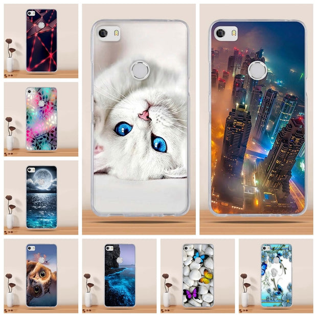 "TPU Cover For Alcatel Idol 5 6060 6060Y 5.2"" Case Silicone Cover For Alcatel Idol 5 Cover Coque For Alcatel Idol 5 Phone Case"