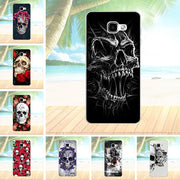TPU Phone Case For Samsung A3 A5 2016 A310 Case Silicone Soft Relief Shell Case For Samsung Galaxy A3 2017 A5 2017 Shells Bags