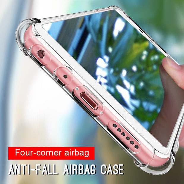 TPU Phone Cover For Xiaomi Mi A2 Lite Mix3 Mix2s 5X 6X 6 Case Redmi Note 6 Pro 6A 5 Plus Mi8 SE Pocophone F1 Protective Housing