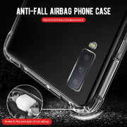 TPU Protective Case For Samsung Galaxy A7 2018 Cover For Samsung J3 J5 J7 2017 A6 A8 J4 J6 A9 Plus 2018 S9 S8 Plus Phone Housing