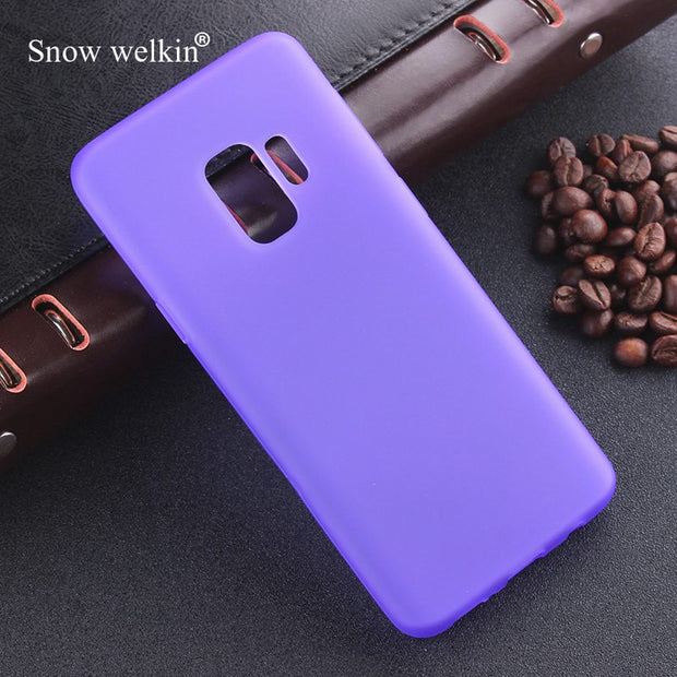 TPU Soft Case Back Cover For Samsung Galaxy S2 S3 S4 S5 S6 S7 S8 S9 Edge Plus Note 2 3 4 5 8 9 Silicone Bag Coque Fundas