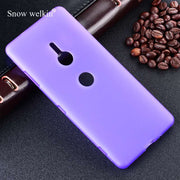TPU Soft Case Back Cover For Sony Xperia X XA XA1 XZ XZ1 XA2 XZ2 XA3 XZ3 XZS L1 L2 XZ4 Compact Ultra Plus Silicone Bag Fundas