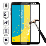 Tempered Glass Case On A5 2017 Screen Protector For Samsung Galaxy A6 A8 Plus 2018 A3 A5 2017 A7 2016 Full Cover Protective Film