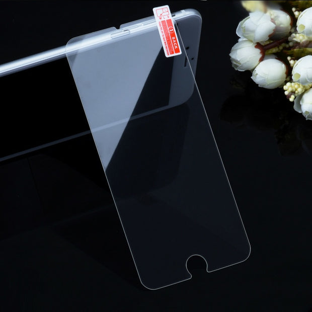 Tempered Glass Film For IPhone XS XR XS MAX Screen Protector Cover For IPhone 8 X 7 6 6S Plus 5 5S SE XS 6.1 6.5 5.8 Inch 2018