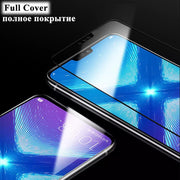 Tempered Glass For Honor 8X 8C Case Screen Protector On The For Huawei 8A 8 A C X X8 C8 A8 Protective Glass Honor8x Honor8c Film