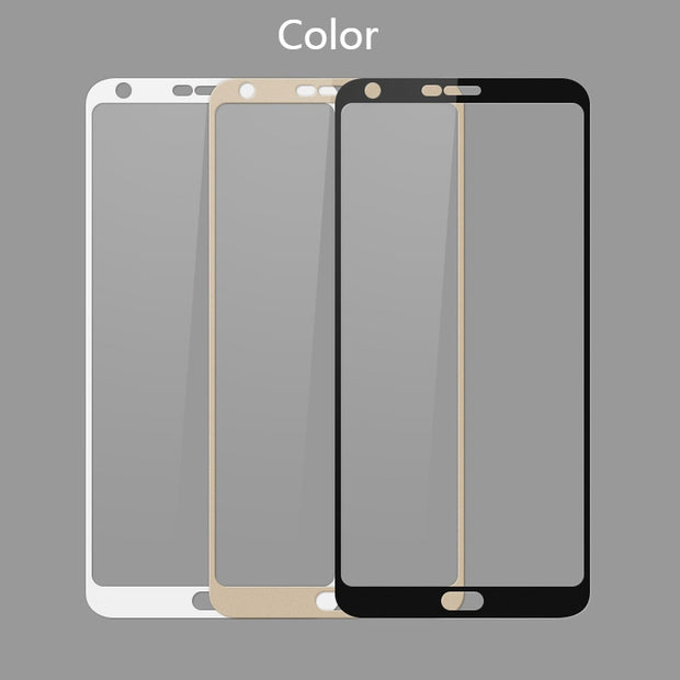 Tempered Glass For LG G7 Screen Protector Case For Lg G6 V20 V30 Q6 K7 K8 K4 K10 2017 G 6 Protective Glass 9H Glass Film Capa 9H
