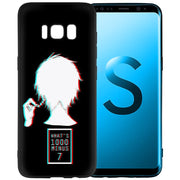 Tokyo Ghoul Anime Scrub Silicone Soft Cases Cover Shell Fundas For Samsung Galaxy S9 S8 Plus S7 S6 Edge S8+ S9+ S8Plus S9Plus