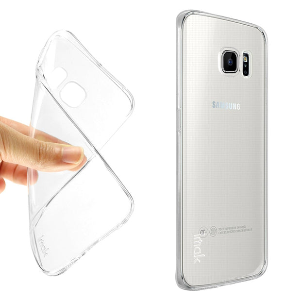 Transparent Clear Soft TPU Case For Samsung Galaxy S3 S4 S5 S6 S7 TPU Ultra Thin Case For Samsung Galaxy S6edge S7edge